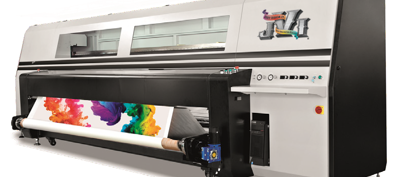 Panthera Printer with JVI Logo